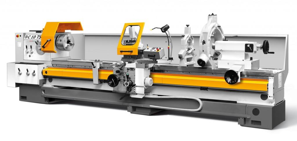 Spitzen-Drehmaschine C10 TS