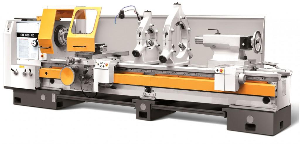 Spitzen-Drehmaschine CU 800 RD